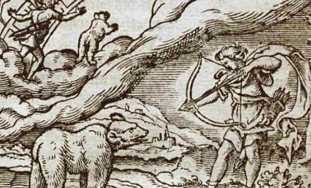Η αρκούδα στη μυθολογία και στην ποντιακή παράδοση