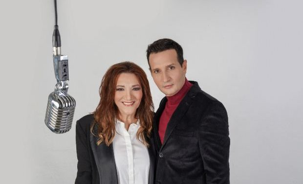 Η Ελένη Βιτάλη και ο Δημήτρης Μπάσης από 8 Φεβρουαρίου στο Γυάλινο Μουσικό Θέατρο