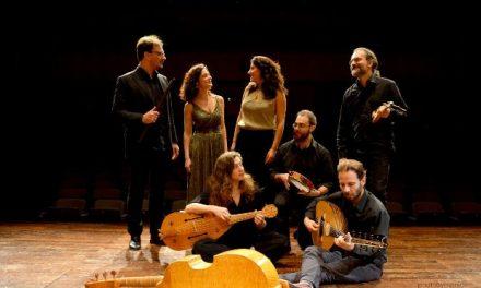 Η μουσική των τροβαδούρων στη μεσαιωνική Θεσσαλονίκη με το Σύνολο Ex Silentio στο Μέγαρο Μουσικής