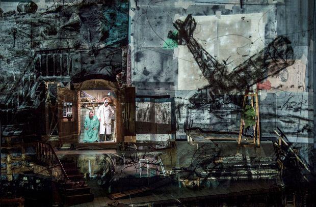 The MET Live in HD: Alban Berg «Βότσεκ» (Όπερα σε τρεις πράξεις), 11/1 στο Μέγαρο Μουσικής Θεσσαλονίκης