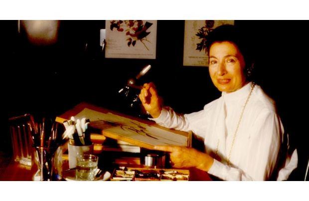 Αφιέρωμα του ΙΑΝΟΥ στη Νίκη Γουλανδρή, με αφορμή τον ένα χρόνο από τον θάνατό της