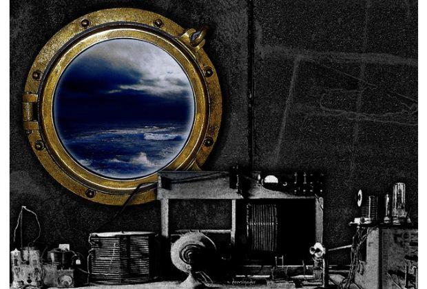 Νίκος Καββαδίας – Ένα ταξίδι Τέχνης με αφετηρία τον Πειραιά, από 11 Ιανουαρίου στη Γκαλερί του Νότου