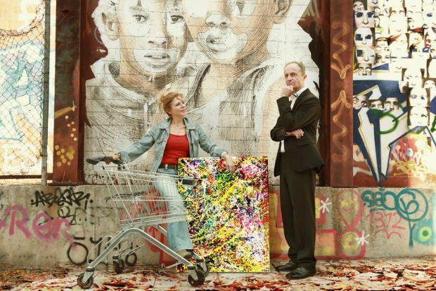 ΣΗΜΑΔΙΑ ΣΤΗΝ ΟΜΙΧΛΗ (για 1η φορά στην Ελλάδα) με τη Ράνια Σχίζα και τον Νίκο Παντελίδη, στο Vault