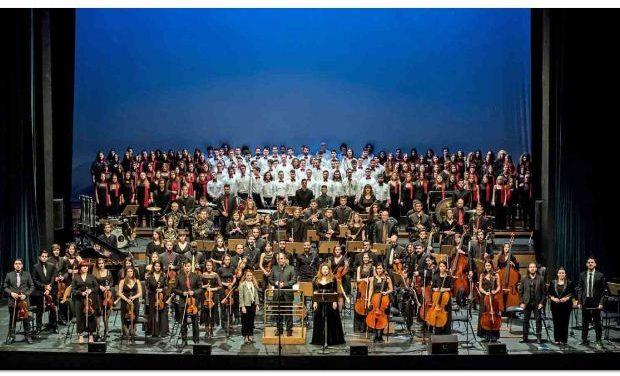 Η Συμφωνική Ορχήστρα και η Χορωδία του TMET του ΠΑΜΑΚ στο Μέγαρο Μουσικής Θεσσαλονίκης