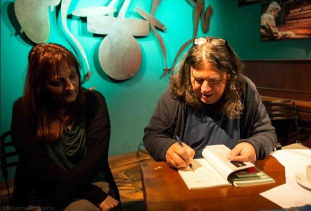 Δημιουργική Γραφή στη ΧΑΝΘ με τον συγγραφέα – φιλόλογο Τάσο Αγγελίδη Γκέντζο