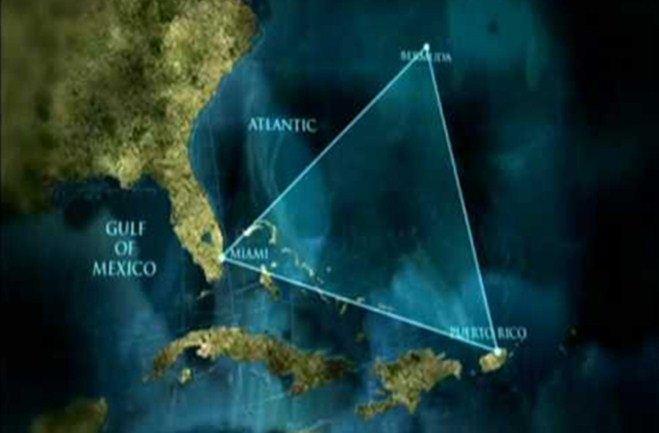 To τρίγωνο των Βερμούδων