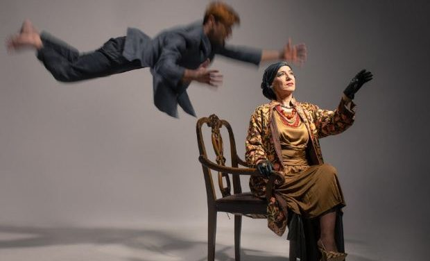 Βιβλία στο θέατρο: «Η Καραμέλα» της Ελένης Πριοβόλου από 14/2 στο Θέατρο 104