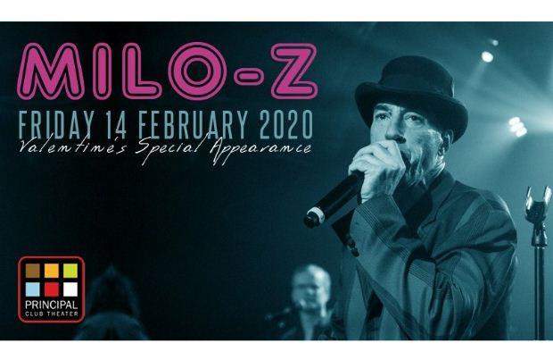 Milo-Z Live Valentine's Special Funk Show – Παρασκευή 14/2 στο Principal Club Theater