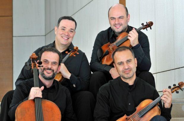 Έτος Μπετόβεν 2020 – Συναυλία του Κουαρτέτου Εγχόρδων Αθηνών στο «Μέγαρο»