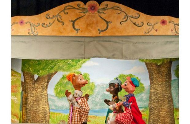 Κουκλοθέατρο ΧΑΝΘ Χρ. Μπήτιου – Νέα παράσταση από 23 Φεβρουαρίου