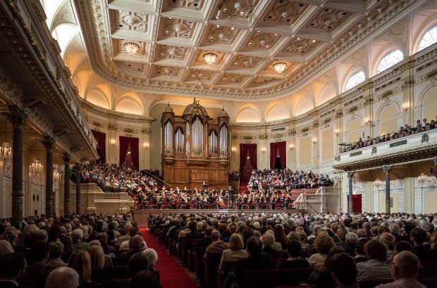 Μέγαρο Μουσικής Αθηνών: streaming από τις μεγαλύτερες αίθουσες συναυλιών της Ευρώπης