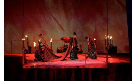 «Ηλέκτρα» του Ρίχαρντ Στράους με την Αγνή Μπάλτσα στη διαδικτυακή «σκηνή» του Μεγάρου