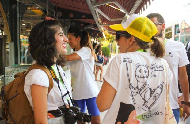 Μέχρι 30/4 οι αιτήσεις εθελοντικής συμμετοχής στη διοργάνωση του Street Art Φεστιβάλ «ArtWalk 5»