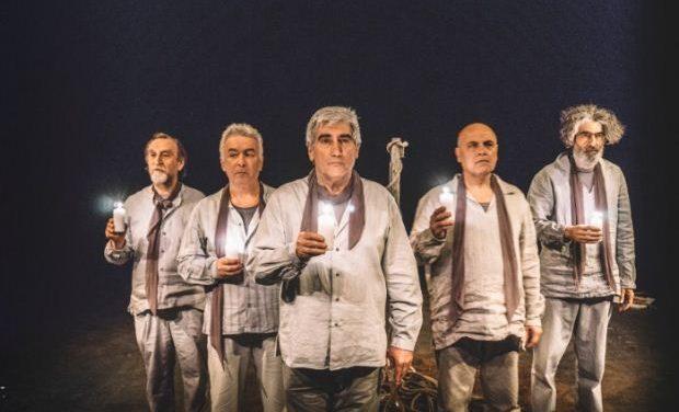 Δωρεάν διαδικτυακή προβολή της παράστασης «Ασκητική» του Νίκου Καζαντζάκη από το ΚΘΒΕ