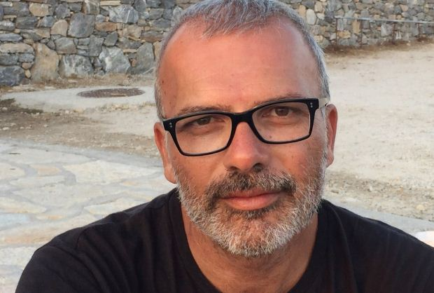 Ο Σταύρος Χριστοδούλου με το βιβλίο «Τη μέρα που πάγωσε ο ποταμός» υποψήφιος για το Βραβείο Λογοτεχνίας της ΕΕ 2020