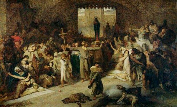 Ο Λοιμός της εποχής του Ιουστινιανού, 541-542 μ.Χ.