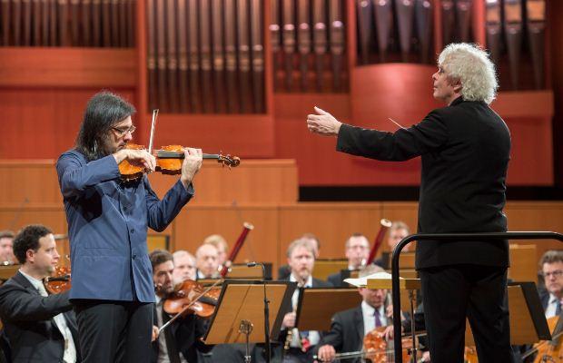 Ο Λεωνίδας Καβάκος και η Φιλαρμονική Ορχήστρα του Βερολίνου στην ψηφιακή σκηνή του ΜΜΑ