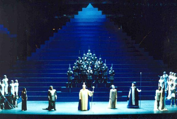 Η  «Αΐντα» του Τζουζέππε Βέρντι διαδικτυακά από το Μέγαρο Μουσικής Αθηνών