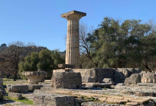 Εικονική περιήγηση στον Αρχαιολογικό Χώρο της Ολυμπίας με εφαρμογή-χορηγία της Microsoft