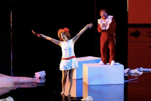 «Ο Νάνος» του Αλεξάντερ φον Τσεμλίνσκυ στην ψηφιακή σκηνή του ΜΜΑ