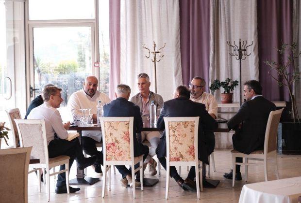 Συνάντηση της «Πρωτοβουλίας Εστίασης Θεσσαλονίκης» με τον Κυριάκο Μητσοτάκη