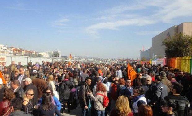 Συμμετοχή της ΟΛΜΕ στο συλλαλητήριο κατά του νόμου για την Γ/θμια Εκπ/ση – Διευκολυντική 3ωρη στάση εργασίας