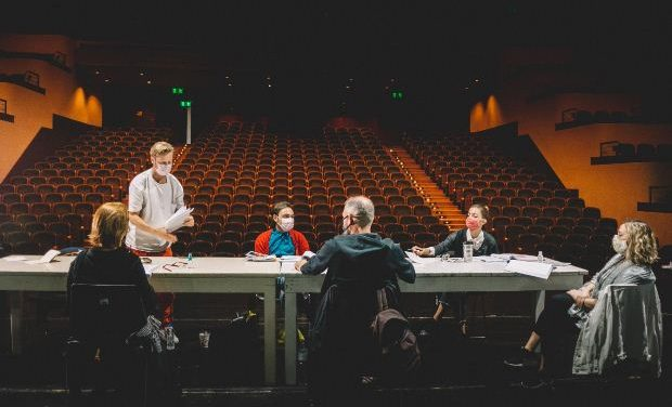 Ξεκίνησαν πρόβες οι καλοκαιρινές παραγωγές του Κρατικού Θεάτρου Βορείου Ελλάδος