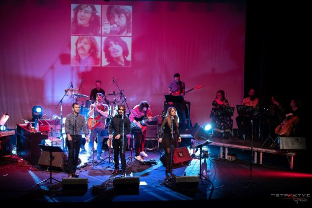 The Beatles Live Tribute Band: «Let it Βe» Τour, Πέμπτη 23 Ιουλίου στο Μέγαρο Μουσικής Θεσσαλονίκης