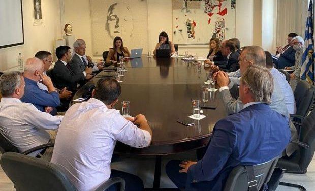 Συναντήσεις Κεραμέως-Ζαχαράκη με φορείς της Ιδιωτικής Εκπαίδευσης