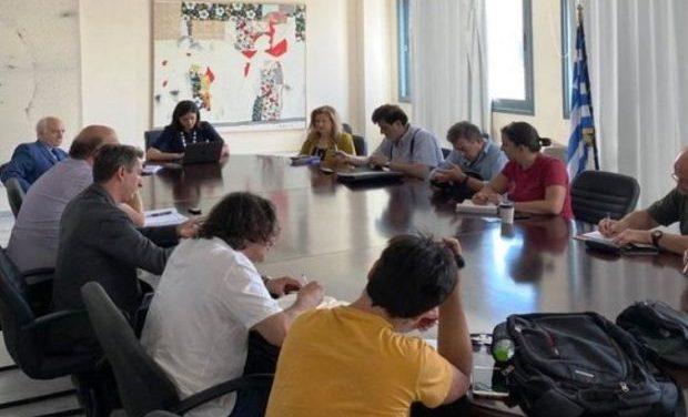 Συνάντηση Ν. Κεραμέως με την ΟΛΜΕ για την Επαγγελματική Εκπαίδευση και Κατάρτιση