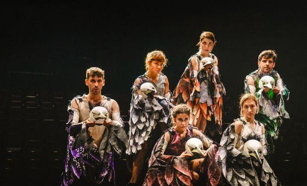 Πρεμιέρα σήμερα για τους «Όρνιθες» του Αριστοφάνη στο Θέατρο Δάσους στη Θεσσαλονίκη