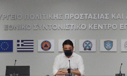 Αναλυτικά τα νέα μέτρα που ανακοίνωσε ο Ν. Χαρδαλιάς κατά της διασποράς του κορονοϊού