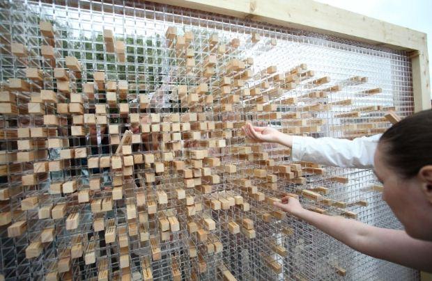 Θεσσαλονίκη: Διαδραστικό project «Ο τοίχος που χάνεται», 25-27/9, Προβλήτα Α', Λιμάνι