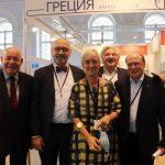 Το Ελληνικό Βιβλίο στην 33η Διεθνή Έκθεση Βιβλίου Μόσχας