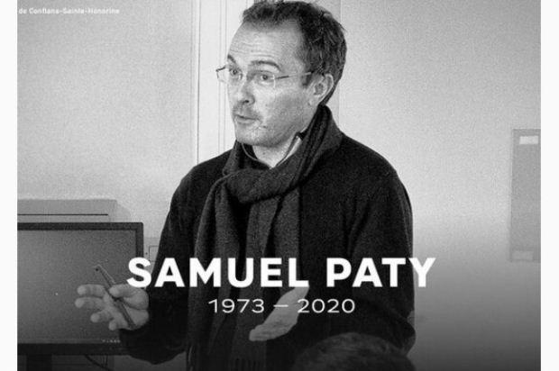 Ενός λεπτού σιγή στη μνήμη του Γάλλου εκπαιδευτικού Samuel Paty θα τηρήσουν τα σχολεία της χώρας