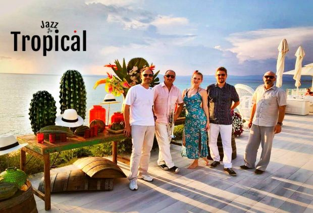 ΜΜΘ – Online μεταδόσεις, Groovy Christmas II: Jazz Tropical