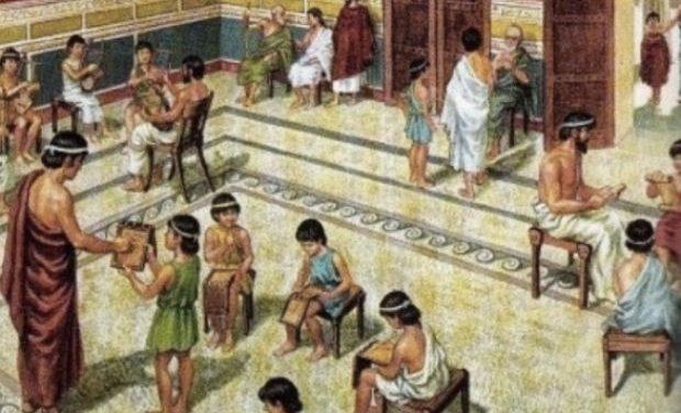 Προτεινόμενο διαγώνισμα στα Αρχαία Ελληνικά Β' Γυμνασίου – Η ευθύνη για την παιδεία των νέων