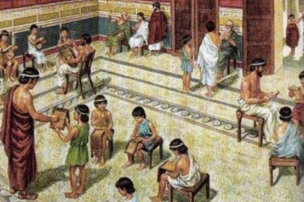 Η αγωγή των νέων στην Αρχαία Ελλάδα
