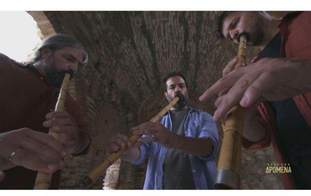 Εκπομπή «Ελλήνων Δρώμενα – Ήχος πνευστός», Τρίτη 12 Ιανουαρίου στην ΕΡΤ3