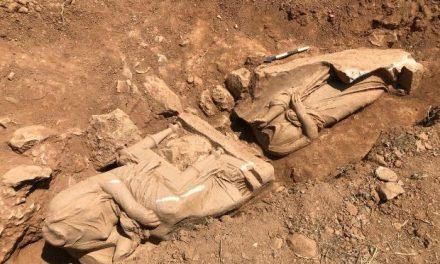 Αποκάλυψη επιτύμβιου ναόσχημου μνημείου σε αρχαιολογική σωστική έρευνα στην Παιανία