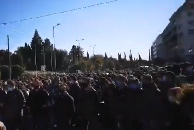 Πανεκπαιδευτικό συλλαλητήριο σήμερα στο Σύνταγμα
