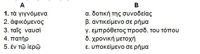 Κριτήριο αξιολόγησης Αρχαίων Ελληνικών5