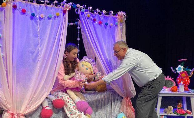 «Η ΝΙΚΗ της Ελπίδας» σε online streaming από την Παιδική Σκηνή του Θεάτρου Σοφούλη