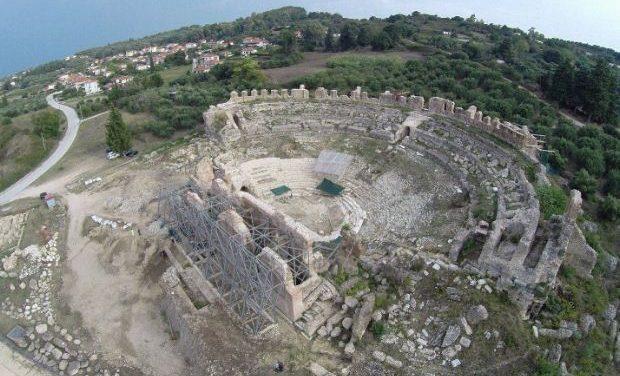 MMA – Πολιτιστική διαδρομή των αρχαίων θεάτρων της Ηπείρου: Ρωμαϊκό θέατρο Νικόπολης