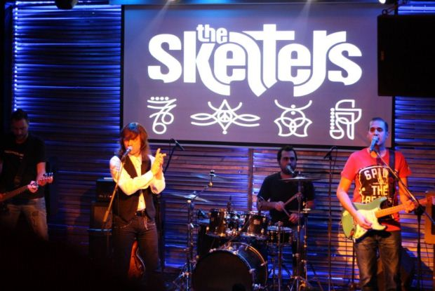 The Skelters – «Living Like I'm Dying» από το album «Revive»