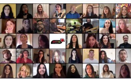 Θεσσαλονίκη: 39 μαθητές του Ωδείου AMS στέλνουν ένα δυνατό μήνυμα ελπίδας – «Ζήσε με αγάπη»