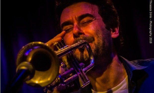 Andreas Polyzogopoulos Quartet σε online streaming από το Half Note