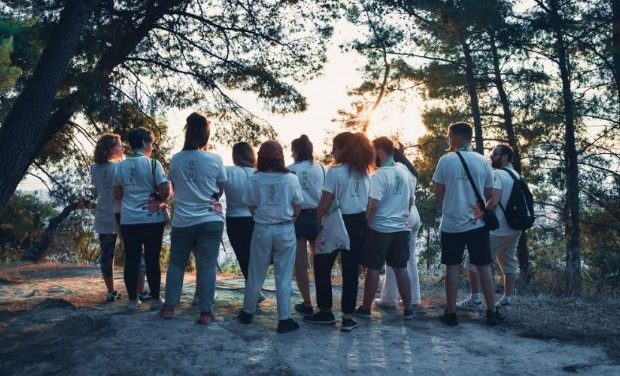 ArtWalk 6  – Ανοιχτό Κάλεσμα Εθελοντών