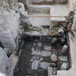 Νέα αρχαιολογικά στοιχεία για την τοπογραφία του Μεσαιωνικού Κάστρου της Μυτιλήνης