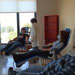 ΚΘΒΕ: Εθελοντική αιμοδοσία από τους εργαζόμενους της Τέχνης και του Πολιτισμού